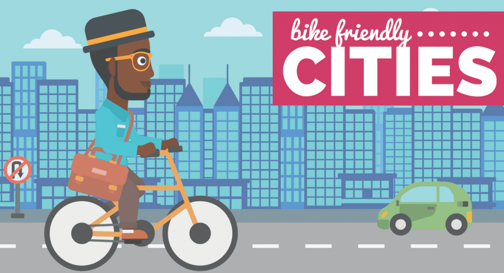 bike friendly cities