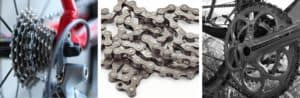 chains, bicycle chain