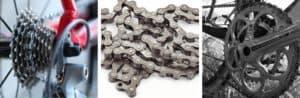 chains, bicycle chain