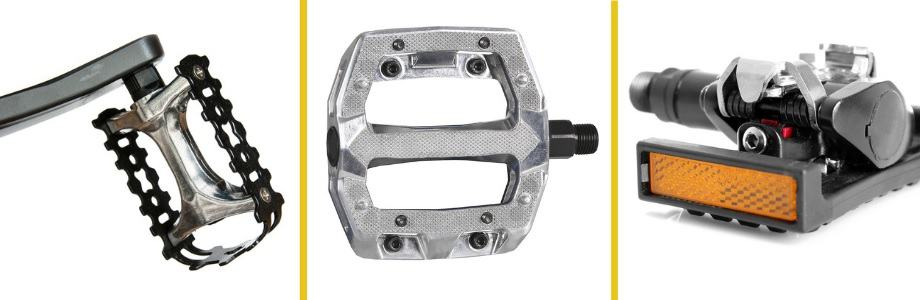 Bicycle Pedals Remove