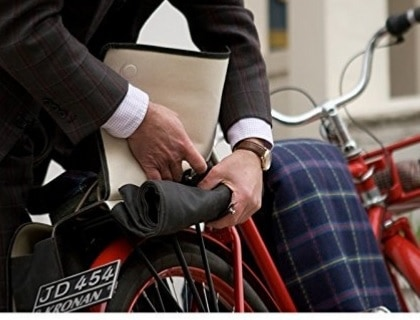 bike saddle roll-up bag, roll-up bag, bicycle saddle bag