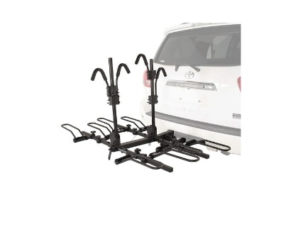 ceaab1253a4 Hollywood Racks HR1400 Sport Rider SE 4-Bike Platform Style Hitch Mount Rack