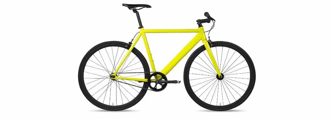 Aluminum Fixie Bike