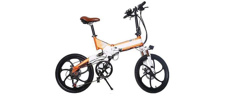 PXQ Electric luxury city bike