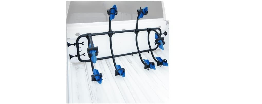 trunk bed bike rack