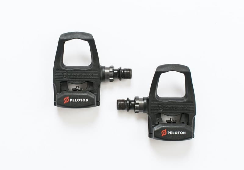 peloton pedals